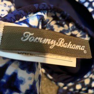 Tommy Bahama Swim - Tommy Bahama size Small blue white bikini
